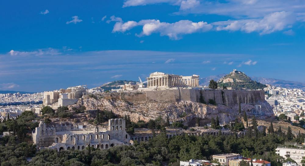 Из киева в Афины