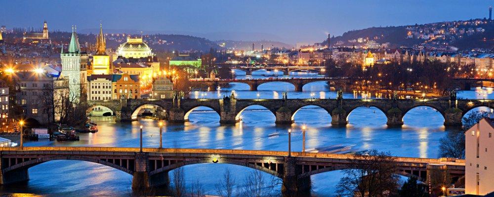 Ecolines 70% скидки на проезд в Чехию. Киев-Прага-Киев всего за 28€.