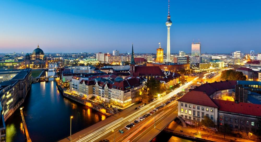 блог с миру по нитке. Берлин
