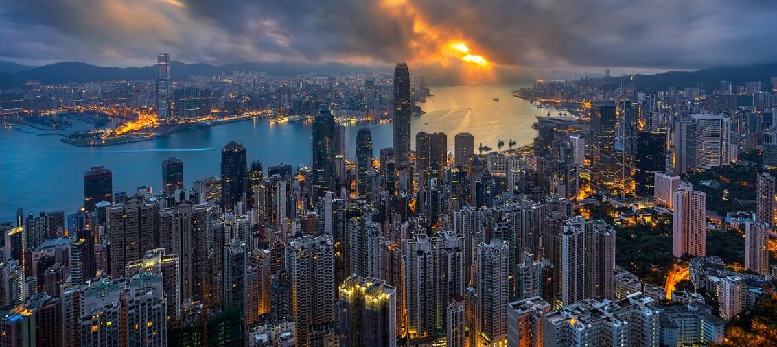 Из Запорожья в Гонконг