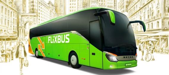 Flixbus 1 евро