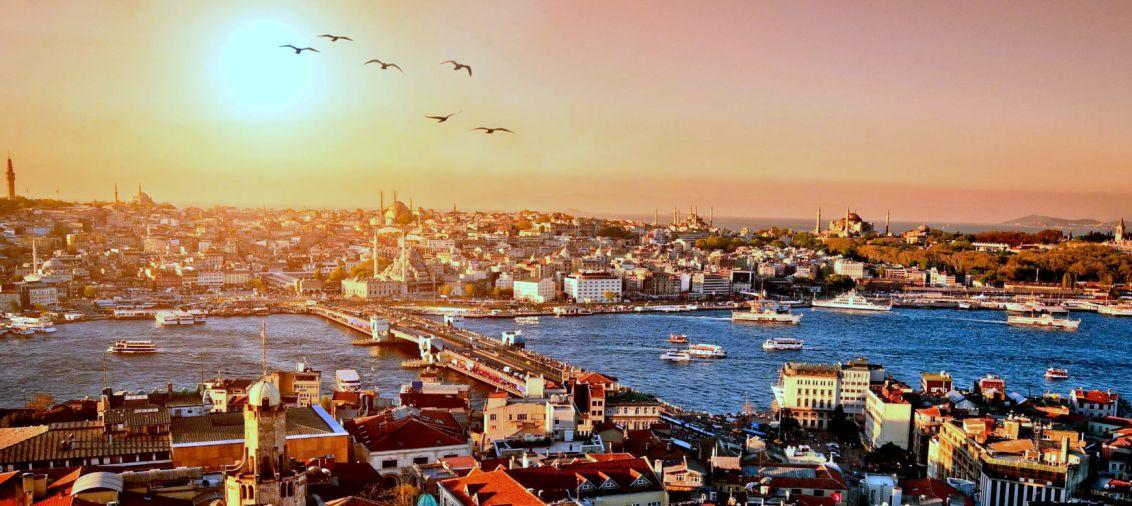 Днепропетровск-Стамбул-Днепропетровск всего от 65€